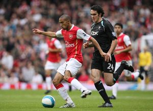 Gael Clichy (Arsenal) Joey O'Brien (Bolton)
