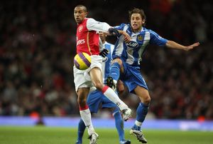 Gael Clichy (Arsenal) Michael Brown (Wigan)