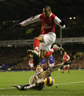 Gael Clichy (Arsenal) Tony Hibbert (Everton)