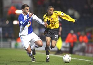 Gael Clichy (Arsenal) Zurab Khizanishvili (Blackburn)
