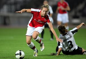 gemma davison arsenal anthoula arvanitaki paok