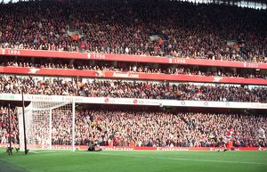 Gilberto scores his 2nd and Arsenal's 3rd from the penalty spot