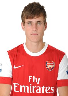 Havard Nordtveit (Arsenal). Arsenal 1st Team Photocall and Membersday. Emirates Stadium