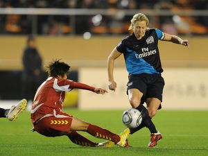 inac kobe v arsenal ladies fc