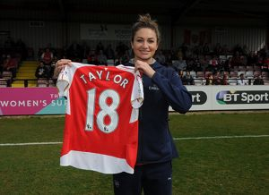jodie taylor arsenal ladies new signing