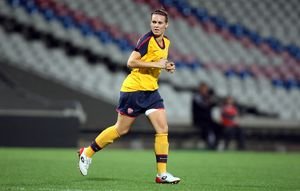 julie fleeting arsenal