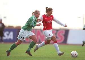 julie fleeting arsenal elin bjornsdottir