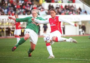 julie fleeting arsenal elin steinarsdottir