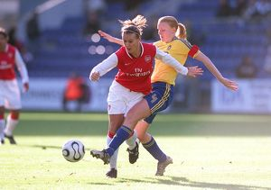 julie fleeting arsenal gitte andersen brondby