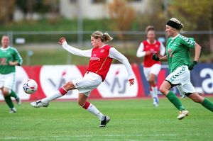 kelly smith arsenal gudrun gunnarsdottir