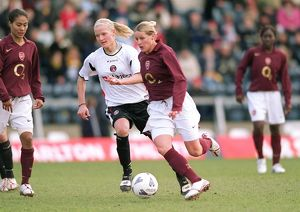 kelly smith arsenal katie chapman charlton