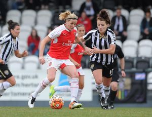 kelly smith arsenal ladies angharad james