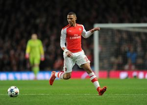 kieran gibbs arsenal arsenal 13 as monaco