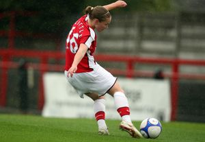 kim little scores her and arsenals 1st goal