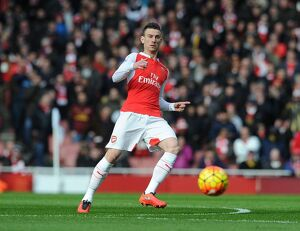 laurent koscielny arsenal arsenal 21 leicester city