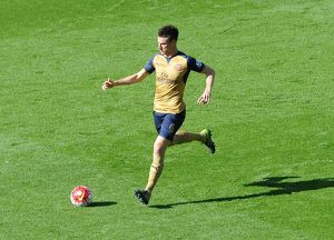 laurent koscielny arsenal leicester city