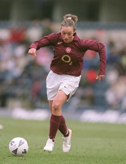 lianne sanderson arsenal arsenal ladies 12 charlton