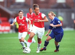 lianne sanderson arsenal ladies