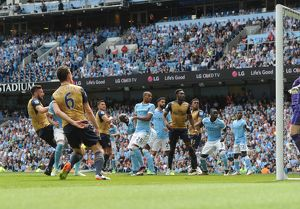 manchester city v arsenal premier league
