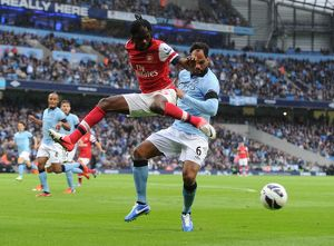 Manchester City v Arsenal - Premier League