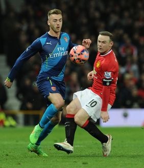 manchester united v arsenal fa cup quarter
