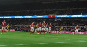 middlesbrough v arsenal premier league