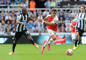 newcastle united v arsenal premier league