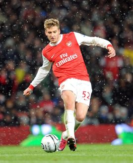 nicklas bendtner arsenal arsenal 20 wigan athletic