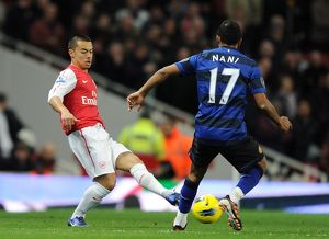 nico yennaris arsenal nani man utd arsenal 1