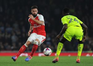 olivier giroud arsenal tyler blackett reading