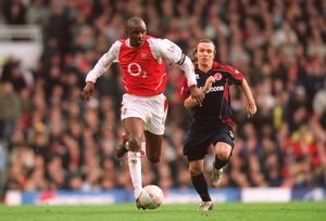 Patrick Vieira (Arsenal) Boudewijn Zenden (Middlesbrough)