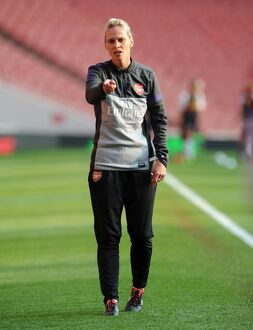 shelley kerr arsenal ladies manager arsenal