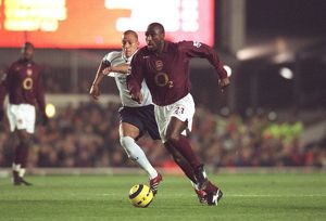 sol campbell arsenal bobby zamora west ham