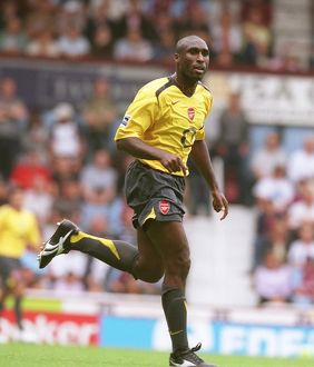 sol campbell arsenal west ham united 0
