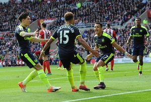 sunderland v arsenal premier league