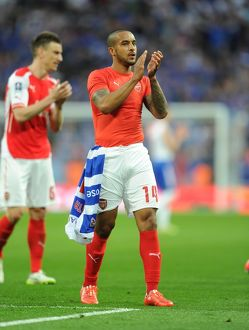 theo walcott arsenal arsenal 21 reading after