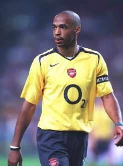 Thierry Henry (Arsenal). Ajax 0:1 Arsenal