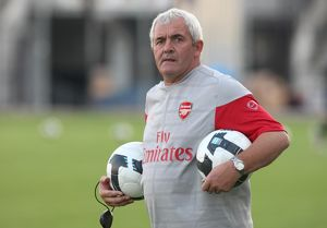 tony gervaise arsenal ladies manager
