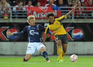 viking fk v arsenal pre season friendly