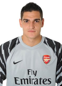 vito mannone arsenal arsenal 1st team photocall