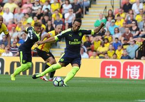 watford v arsenal premier league