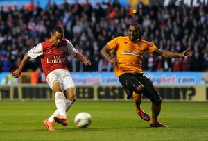 wolverhampton wanderers v arsenal premier league