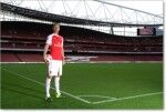 30x20 Dibond Print of team/arsenal 1st team photocall 2015 16/mertesacker arsenal arsenal 1st team photcall