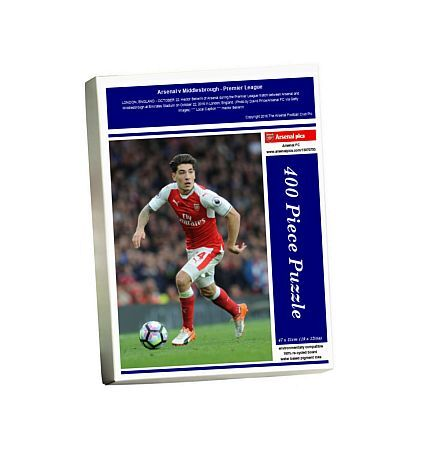 arsenal v middlesbrough premier league