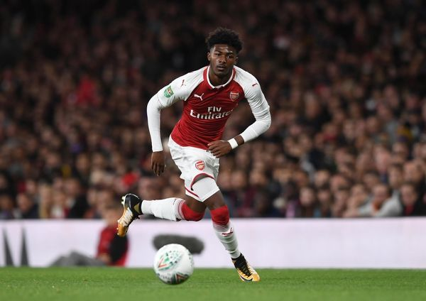 ainsley maitland niles arsenal arsenal 10 doncaster