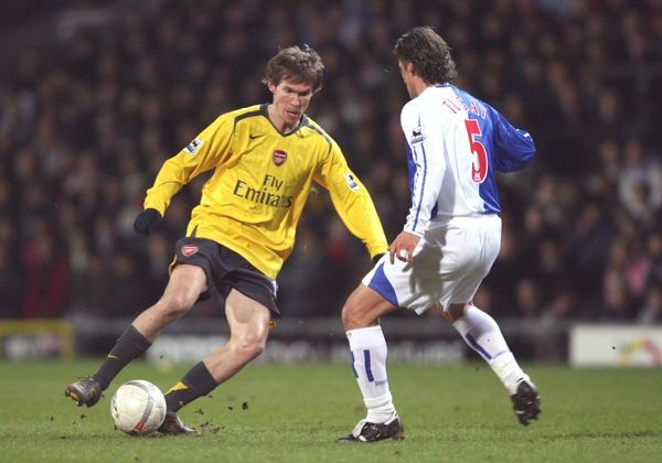 Alex Hleb (Arsenal) Tugay (Blackburn)