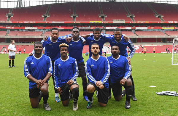 arsenal fc emirates fans cup 2018 12 5 2018