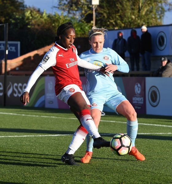 arsenal ladies v sunderland afc ladies