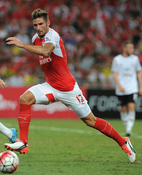 Arsenal v Everton: Barclays Asia Trophy