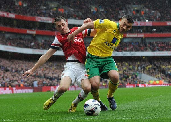 arsenal vs norwich city - photo #38